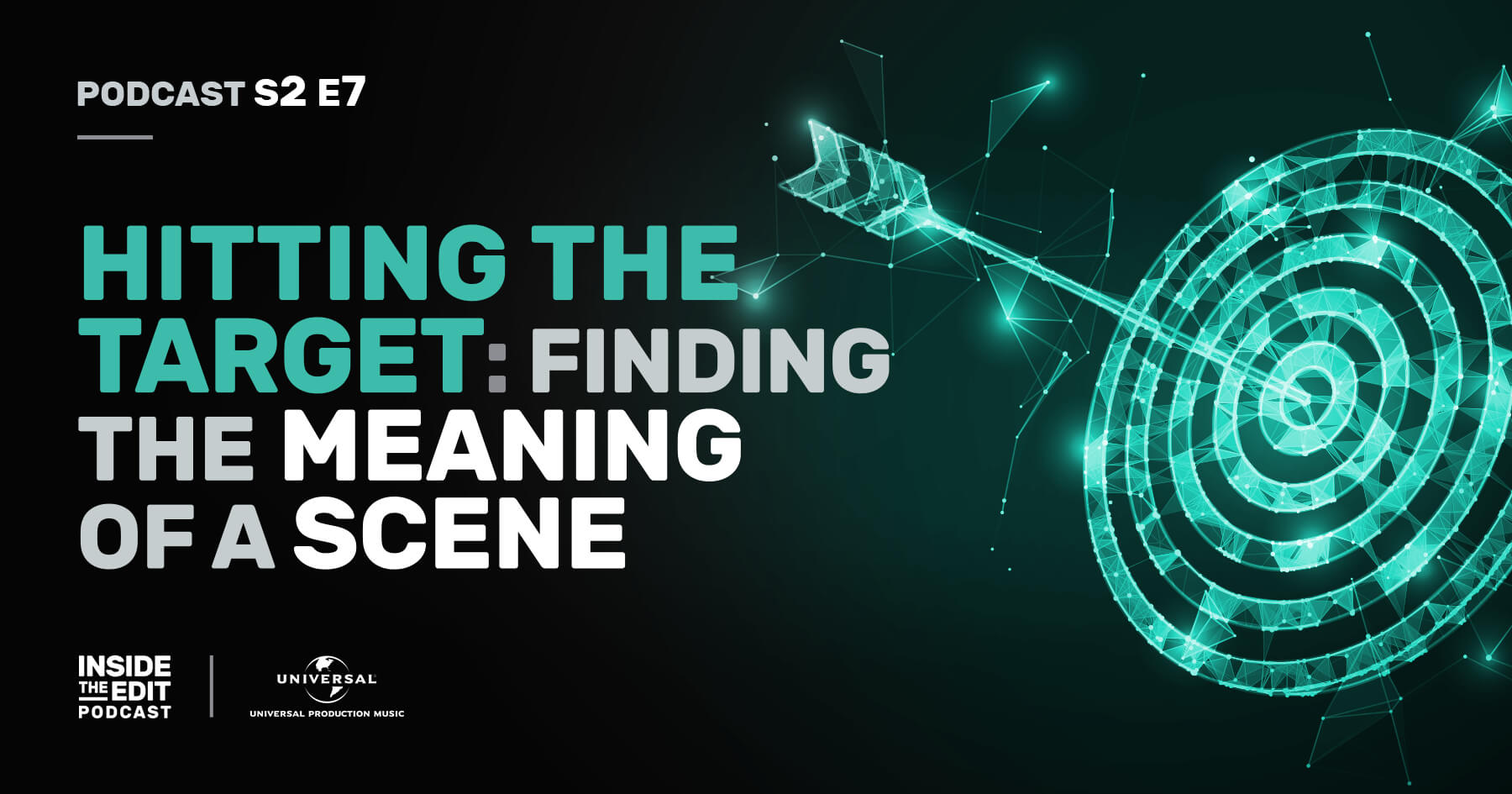 Hitting the Target: Finding the Meaning of a Scene