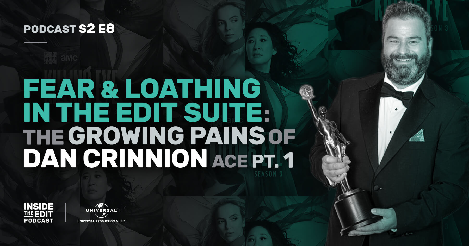Fear & Loathing in the Edit Suite: The Growing Pains of Dan Crinnion ACE Part 1