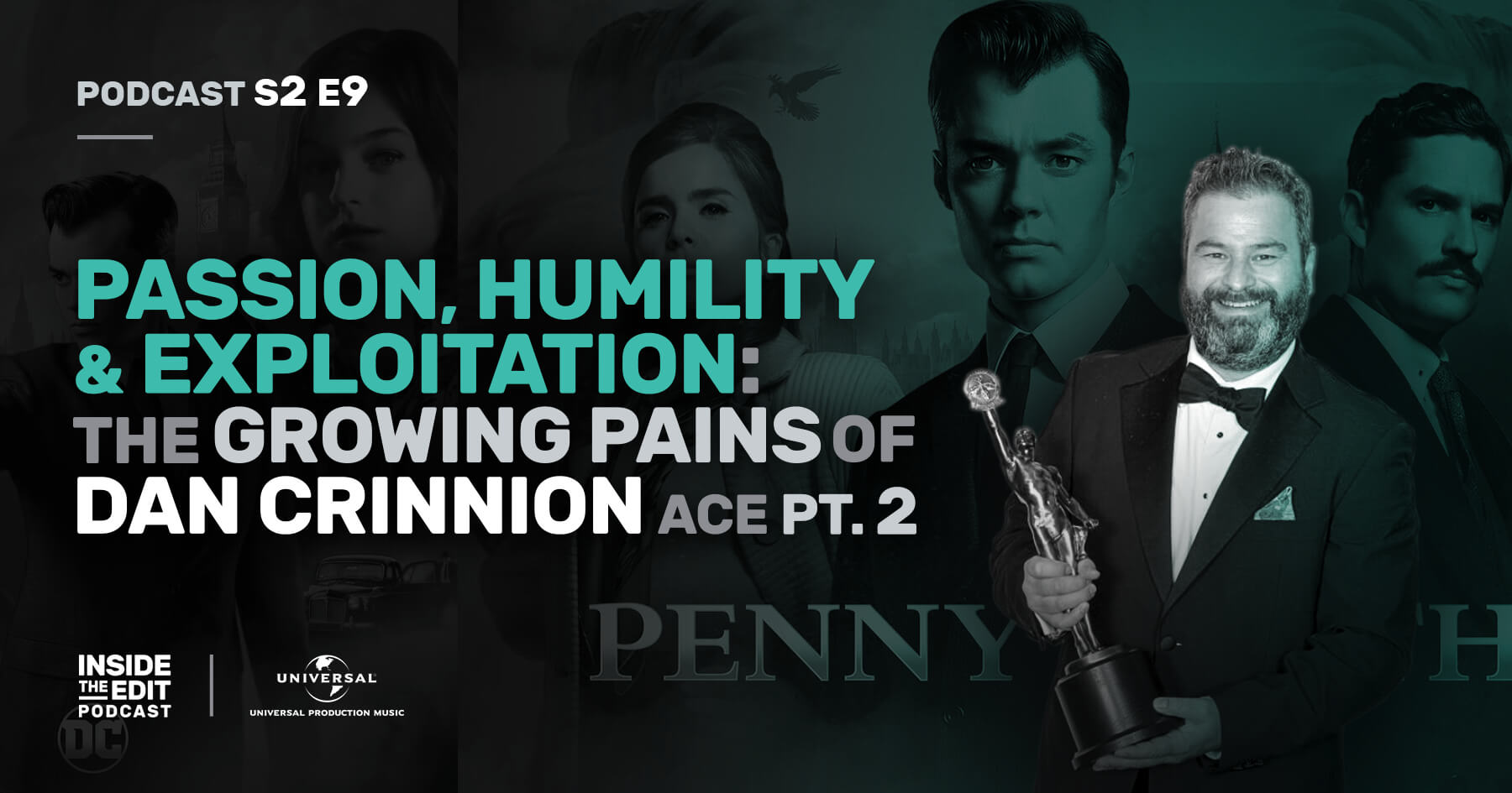 Passion, Humility & Exploitation: The Growing Pains of Dan Crinnion ACE Part 2