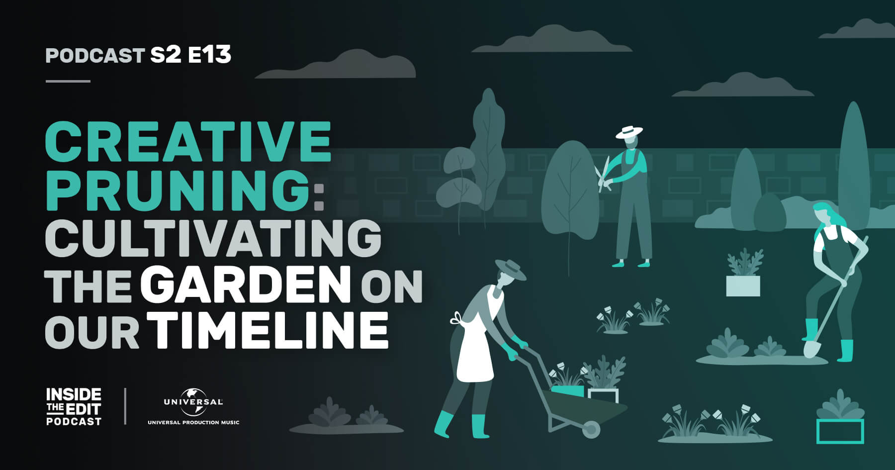 Creative Pruning: Cultivating The Garden On Our Timeline