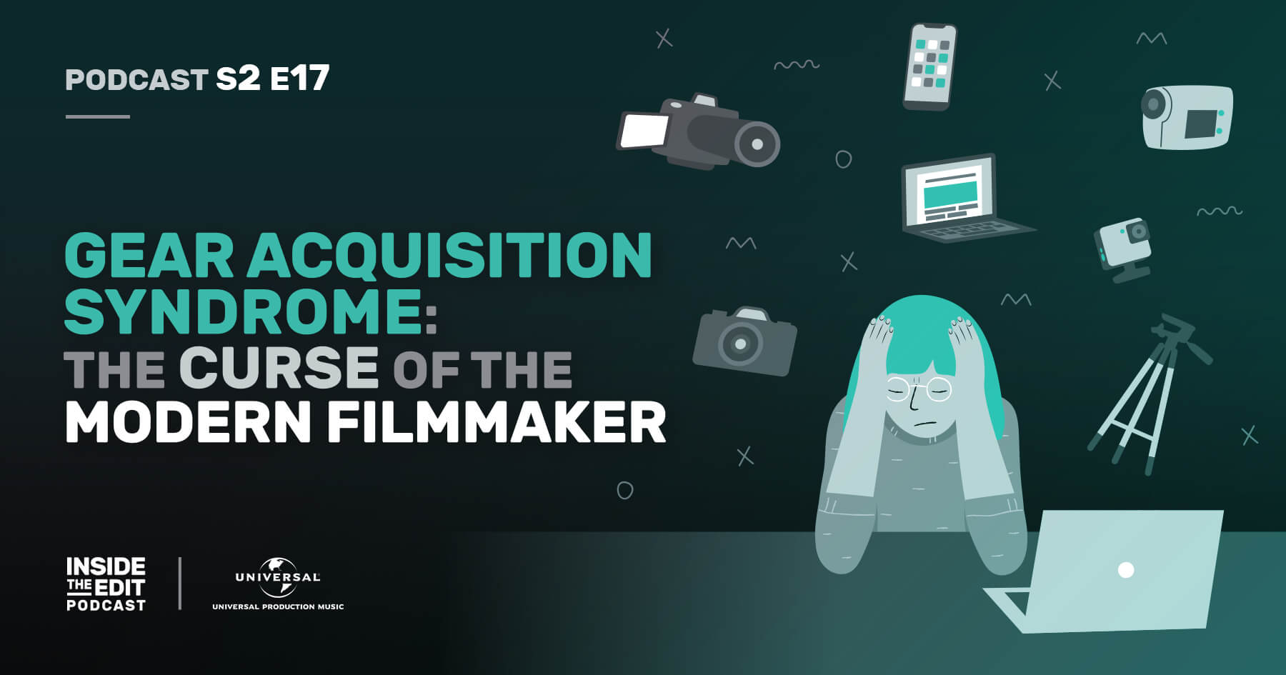 Gear Acquisition Syndrome: The Curse of The Modern Filmmaker