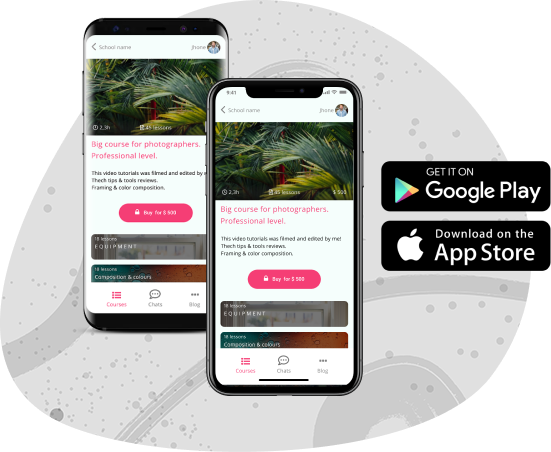 iOS and Android apps by Gurucan