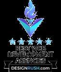 best web development agencies award