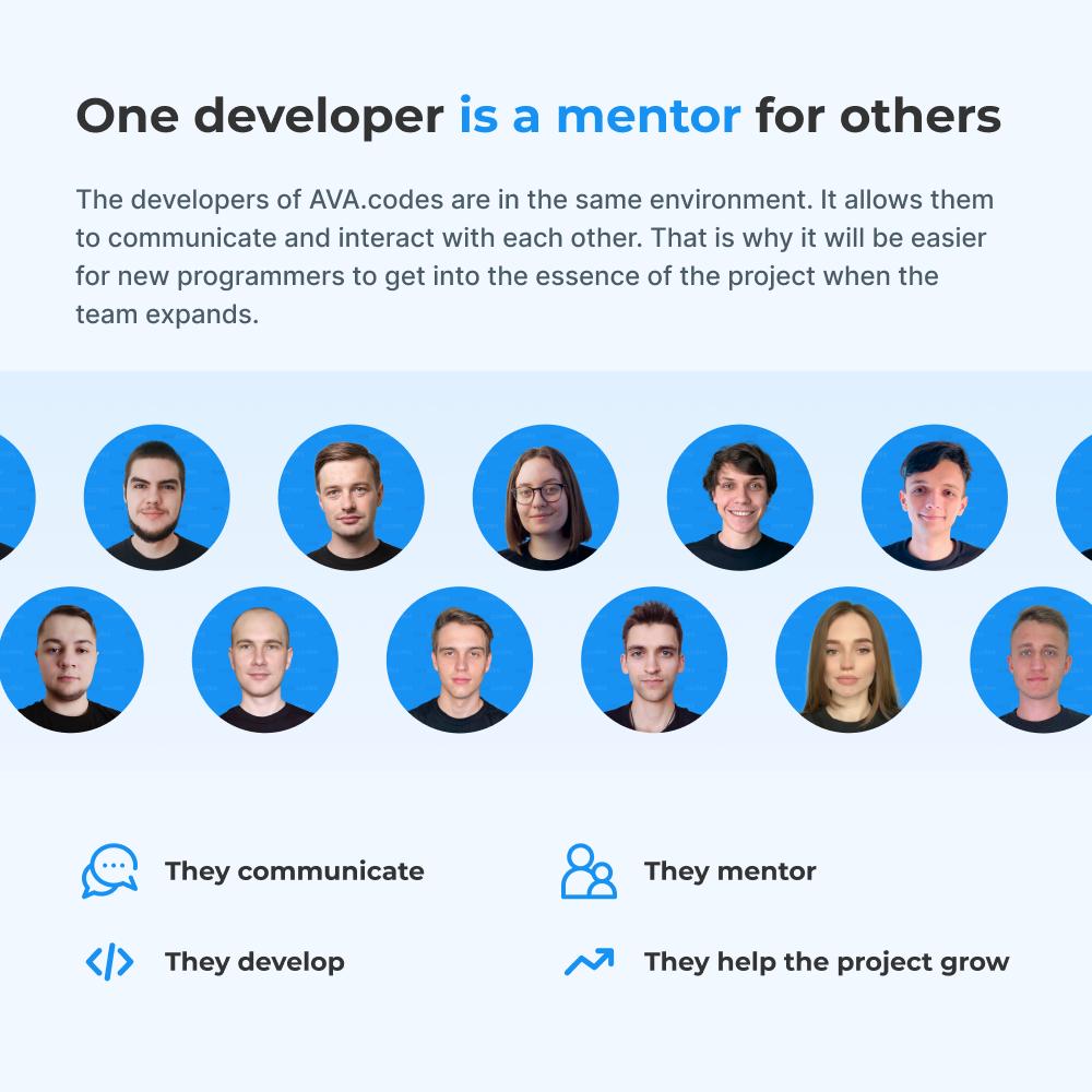 Team mentoring