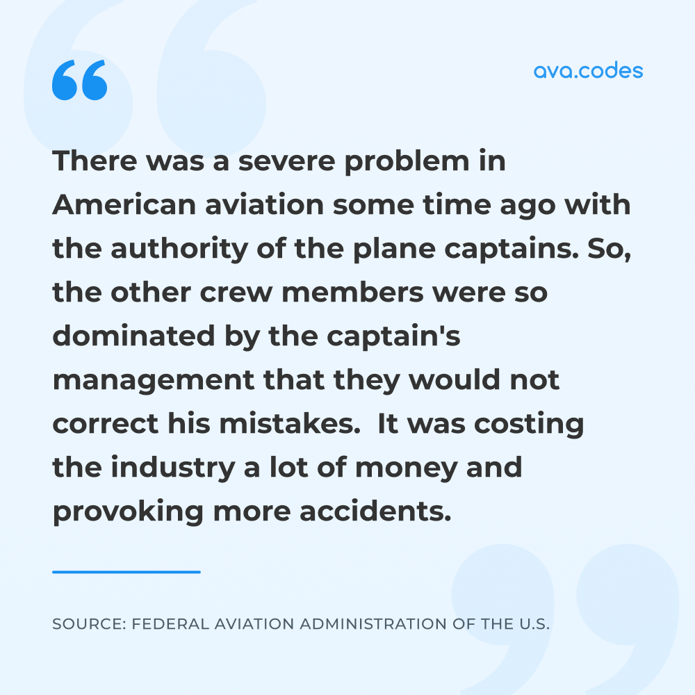 Past problems in aviation