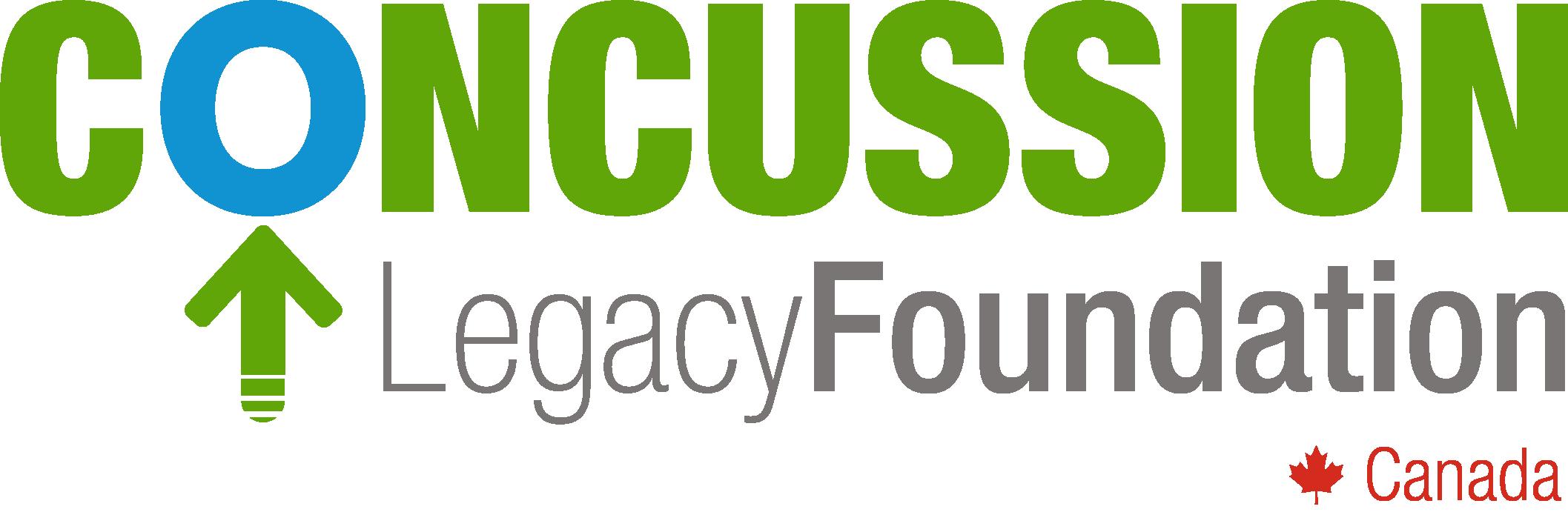 Concussion Legacy Foundation Canada logo (regular)