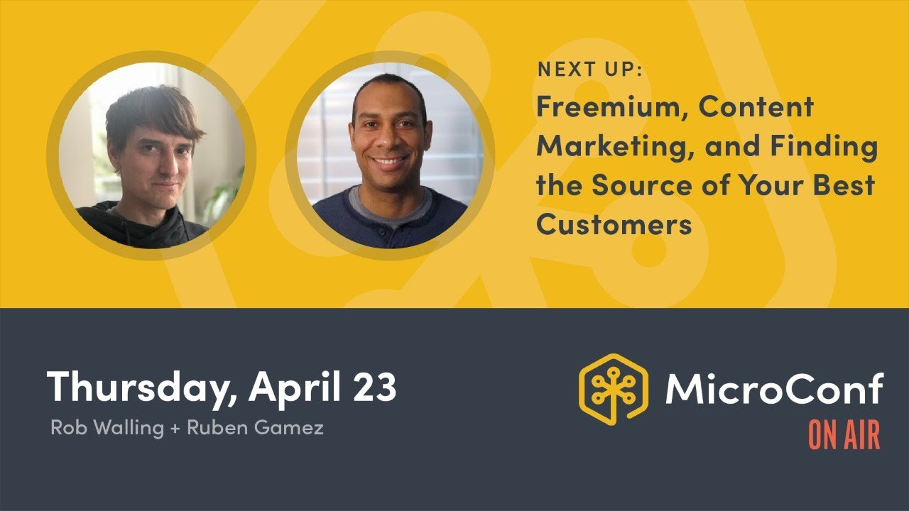 Freemium, Content Marketing + Finding the Source of Your Best Customers