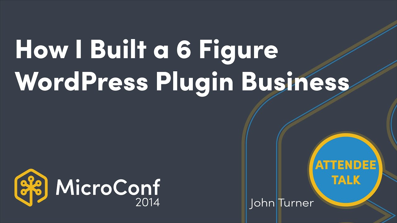 How I built a 6 Figure WordPress Plugin Business While Working a Day Job