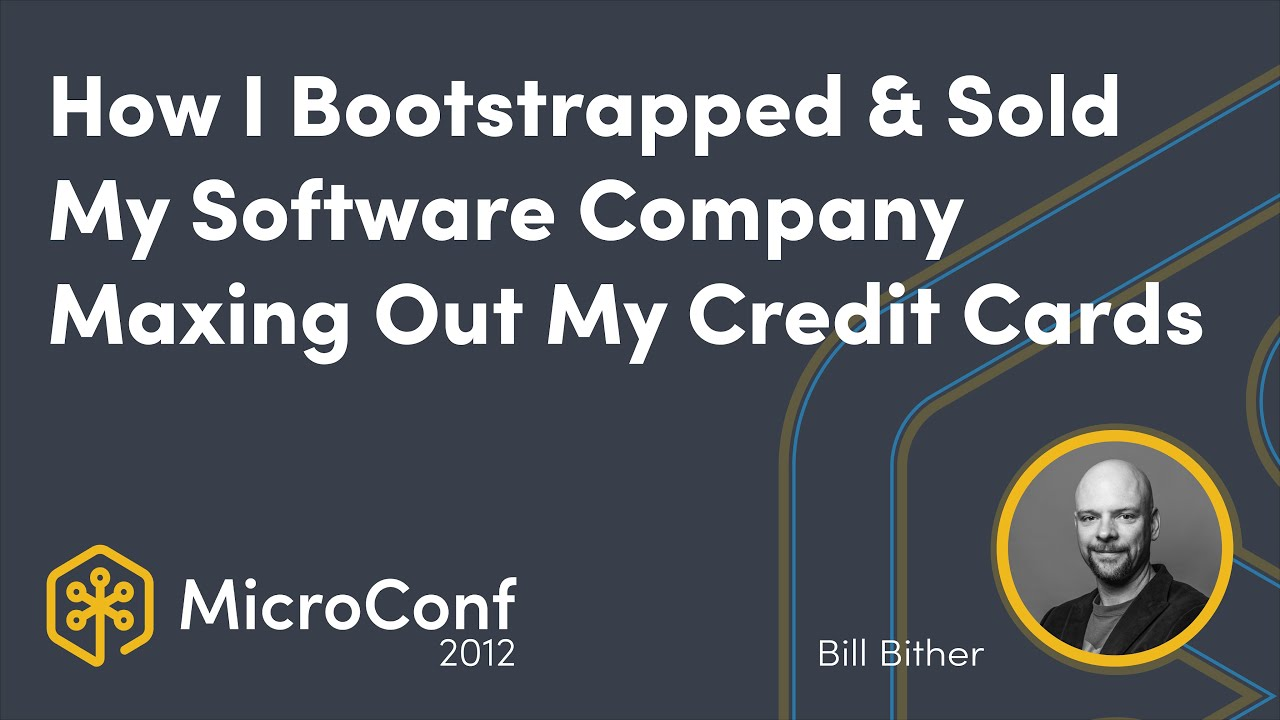 How I Bootstrapped and Sold My Software Company By Maxing Out My Credit Cards