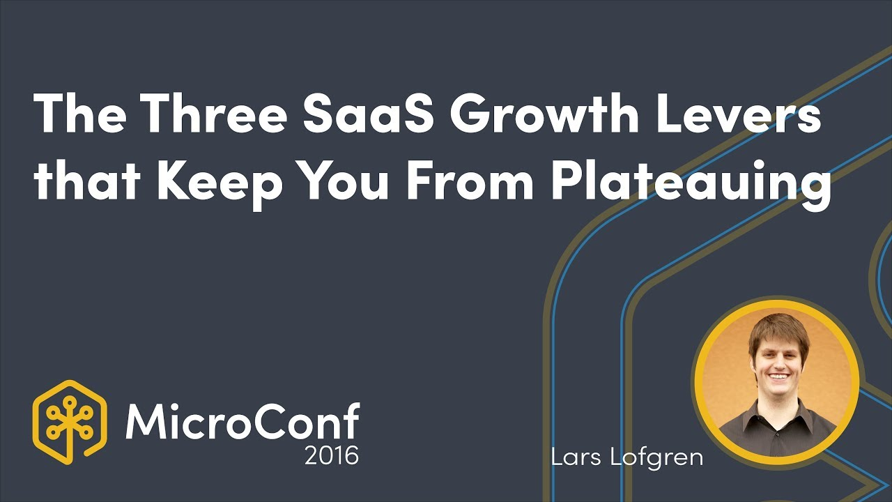The Three SaaS Growth Levers that Keep You From Plateauing