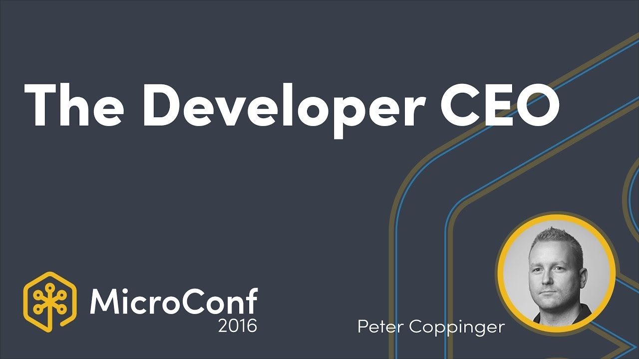 The Developer CEO