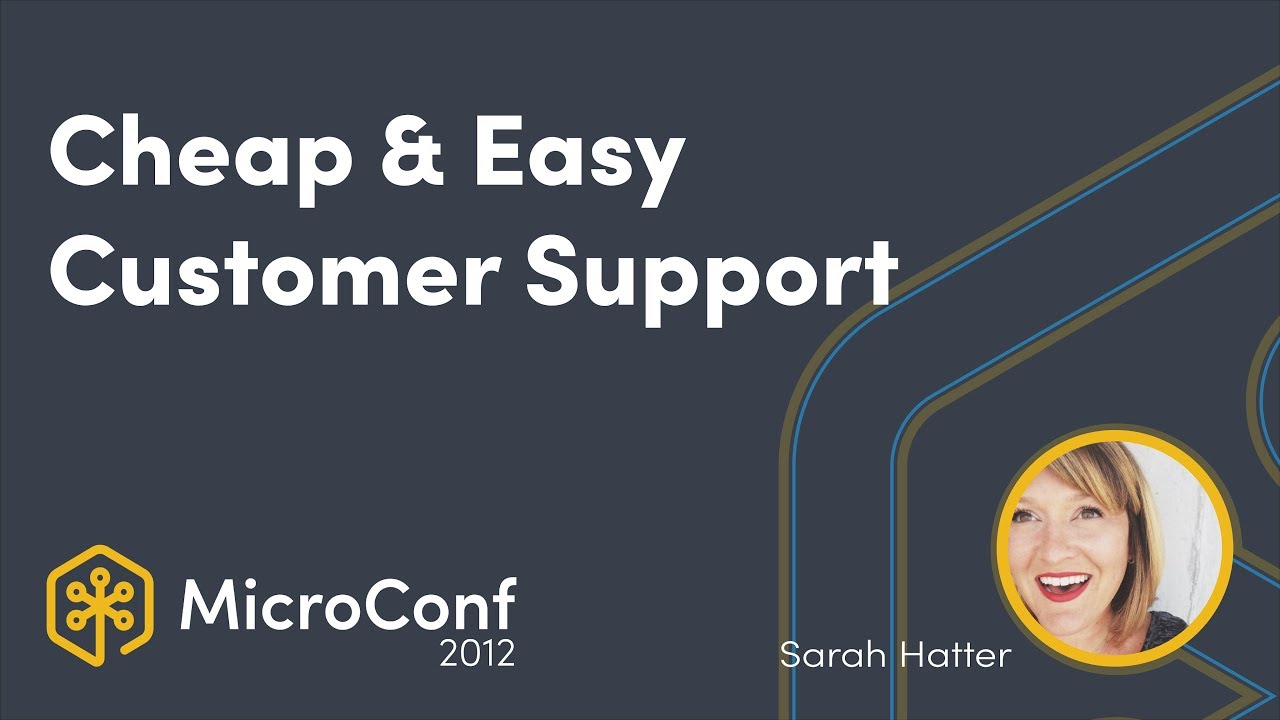 Cheap & Easy Customer Support