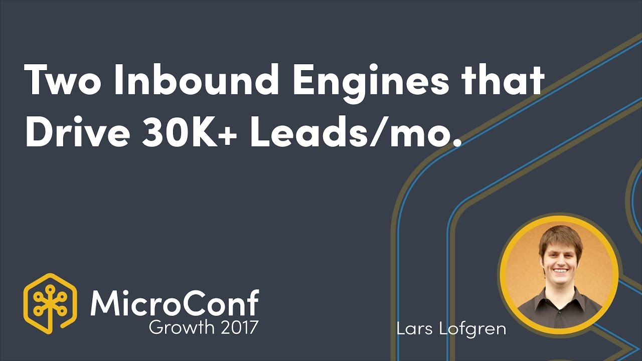 Two Inbound Engines that Drive 30K+ Leads Per Month