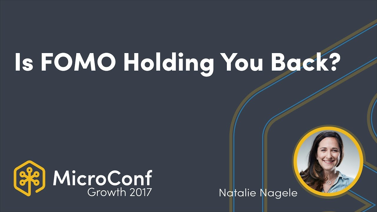 Is FOMO Holding You Back?