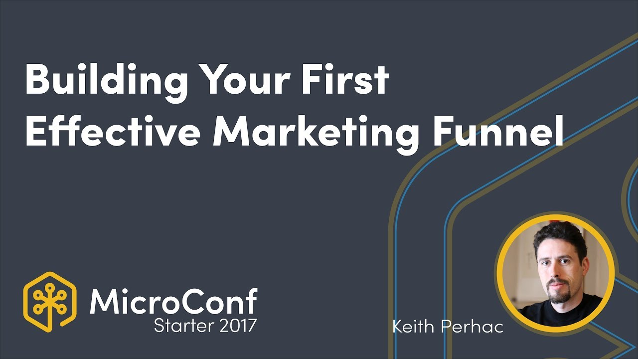 Building Your First Effective Marketing Funnel