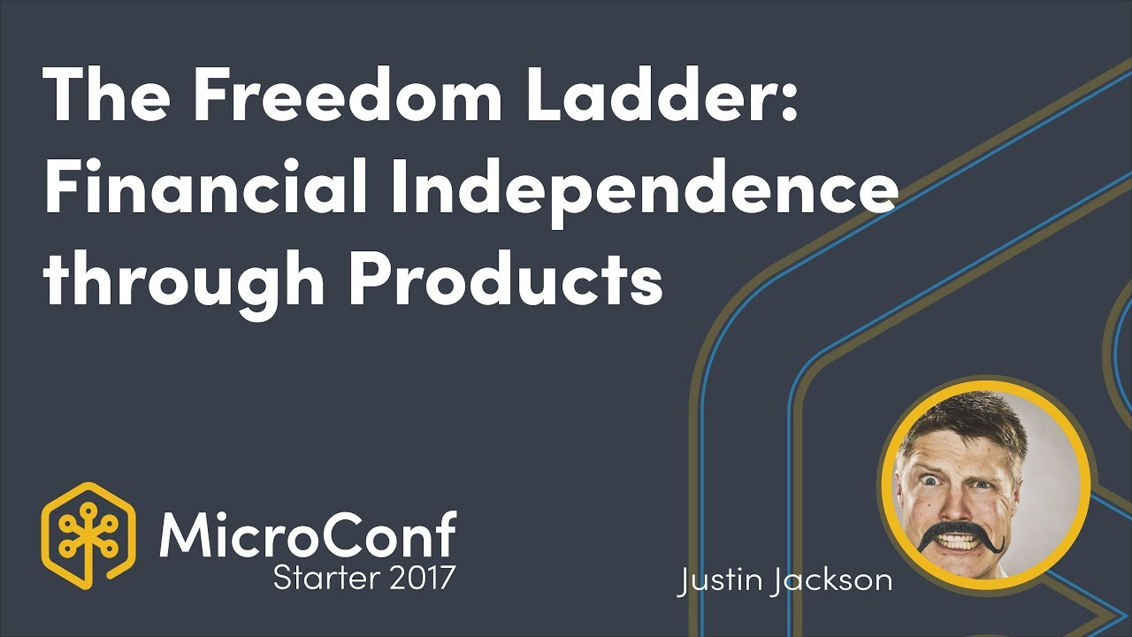 The Freedom Ladder: Financial Independence through Products