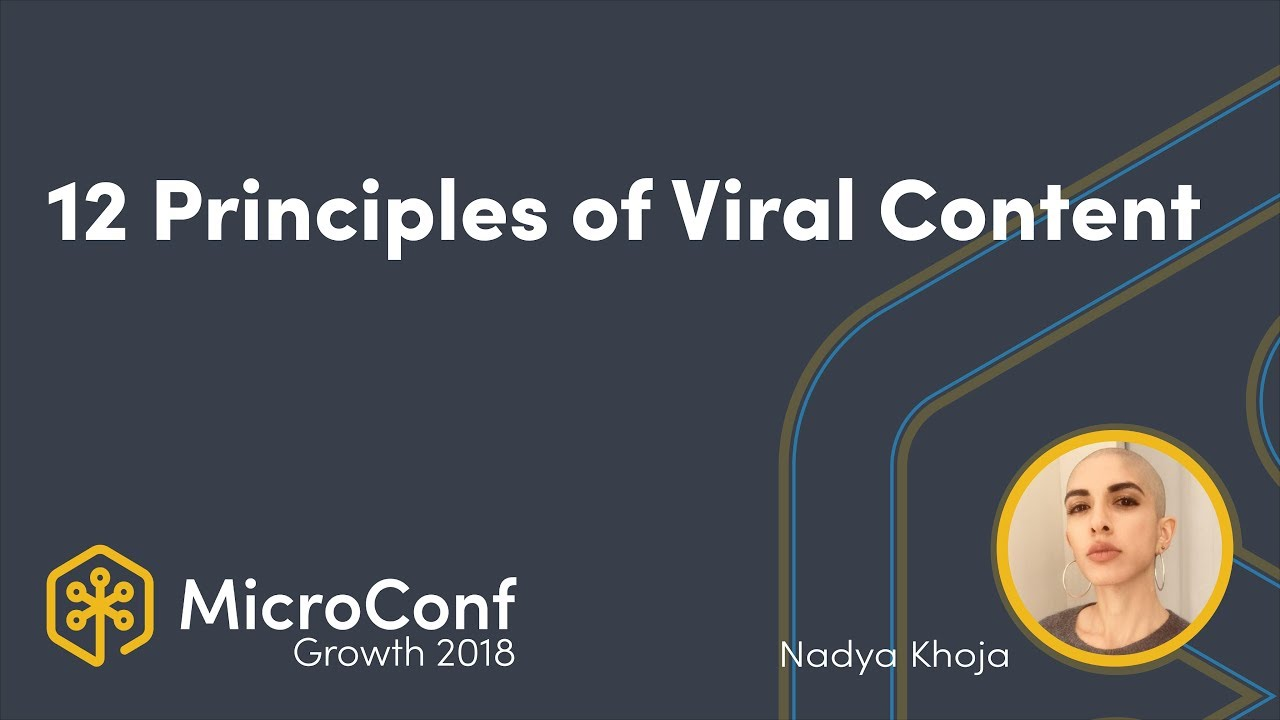 12 Principles of Viral Content