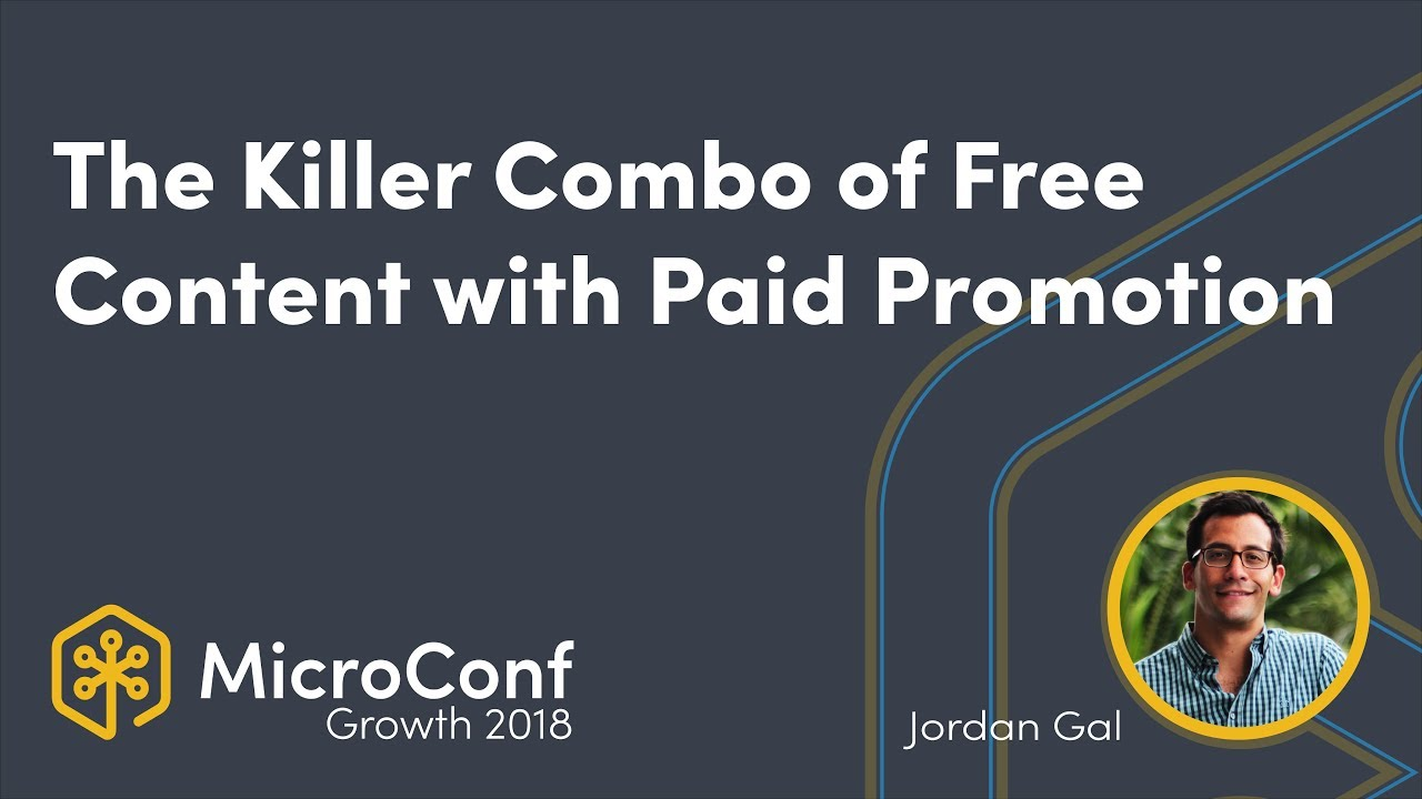 The Killer Combo of Free Content with Paid Promotion