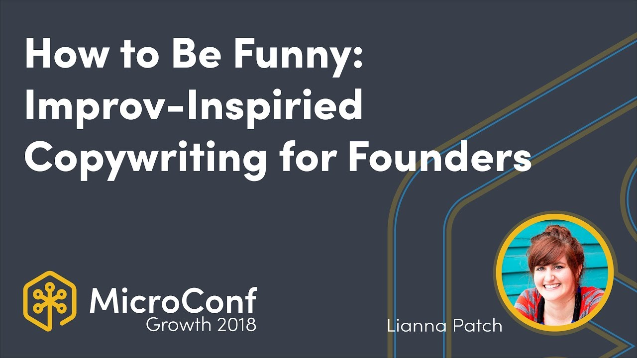 How to Be Funny (Even If You're Not): Improv-Inspired Copywriting Tips for Founders