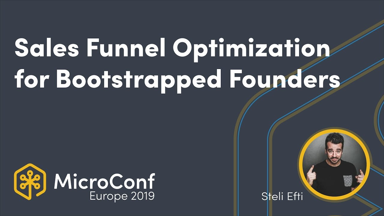 Sales Funnel Optimization for Bootstrapped Founders