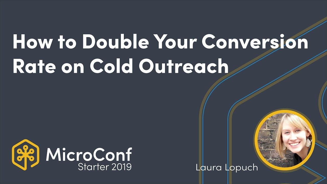 How to Double Your Conversion Rate on Cold Outreach