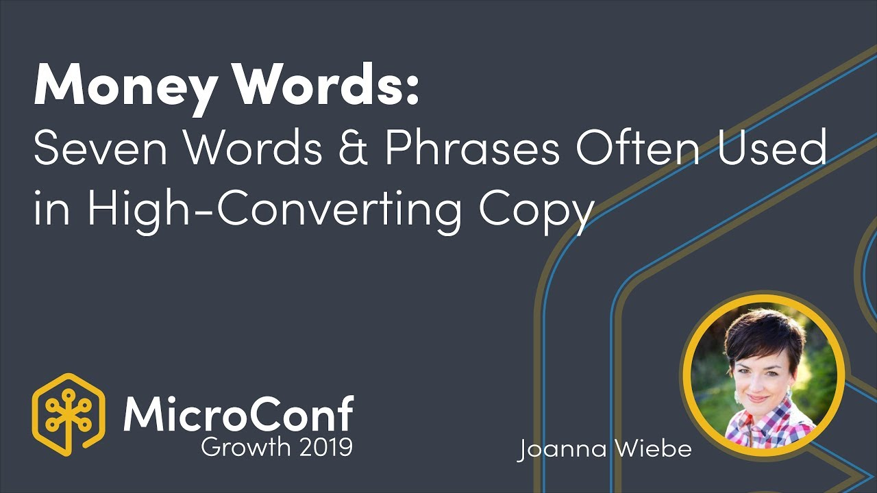 Money Words: Seven of the Words & Phrases We Use Most Often in High-Converting Copy