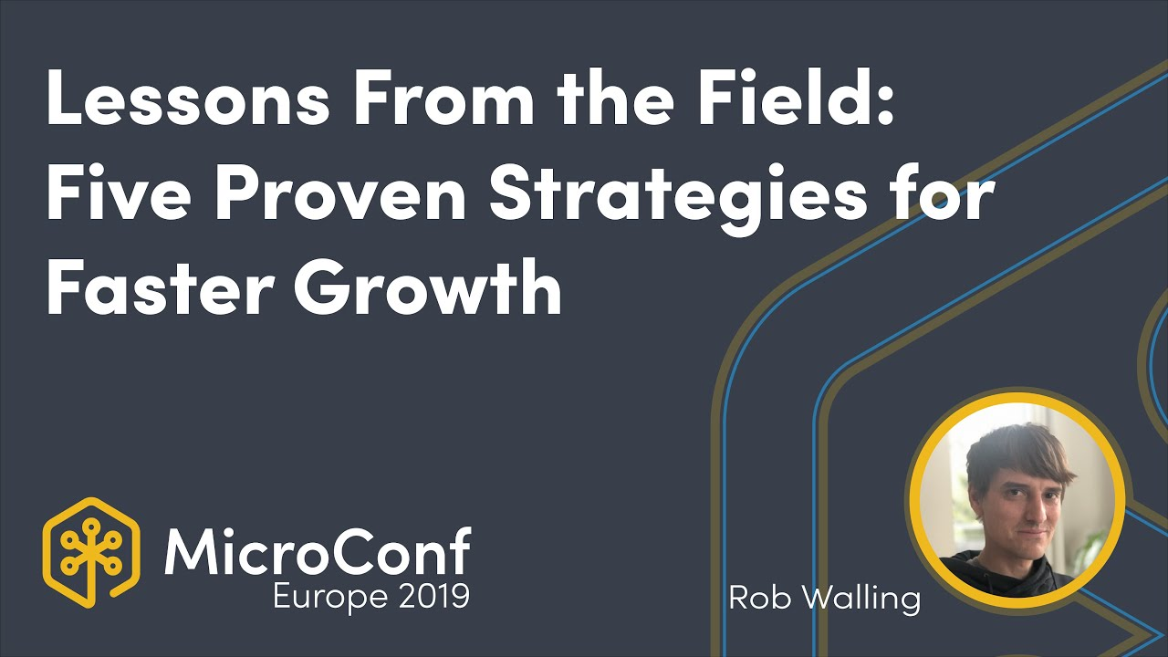 Lessons From the Field: Five Proven Strategies for Faster Growth