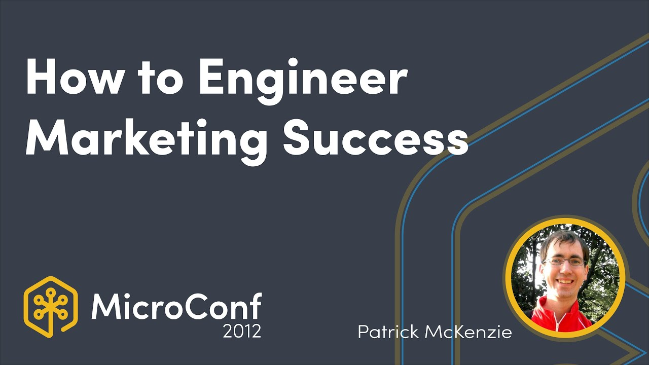How to Engineer Marketing Success