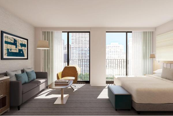 luxury suite at park terrace