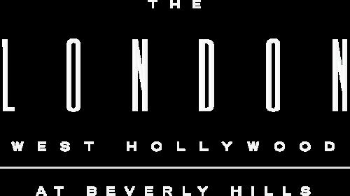 logo of london west hollywood location
