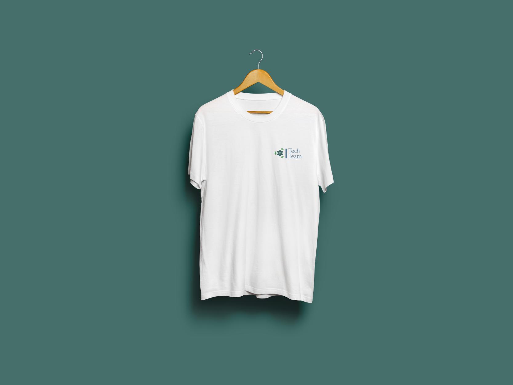 engineering tech company t-shirt