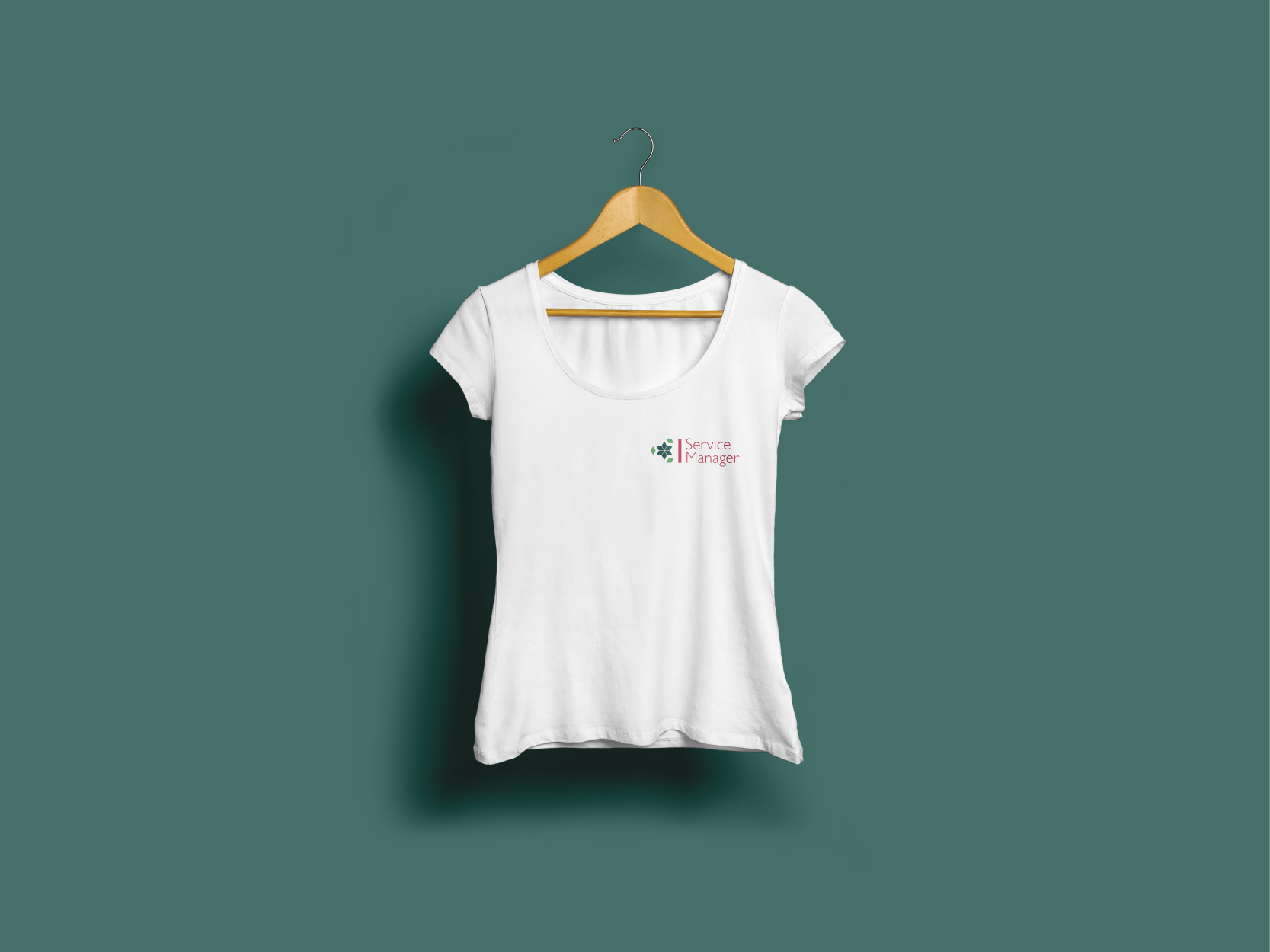 company t-shirt sub-brand design