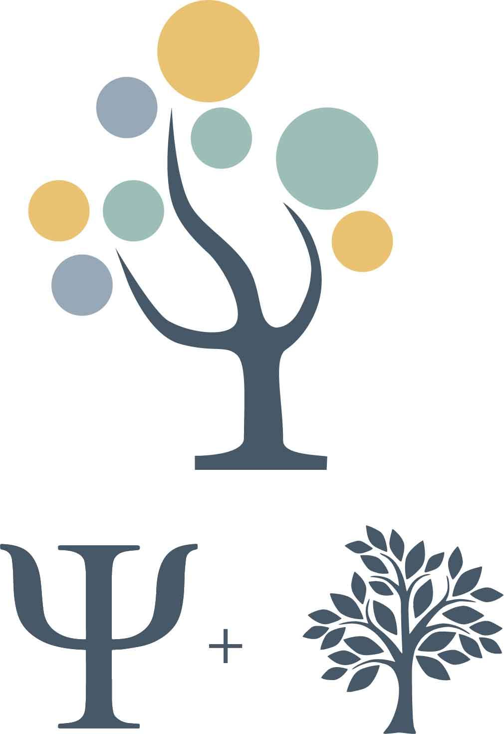 tree logo for psychologist