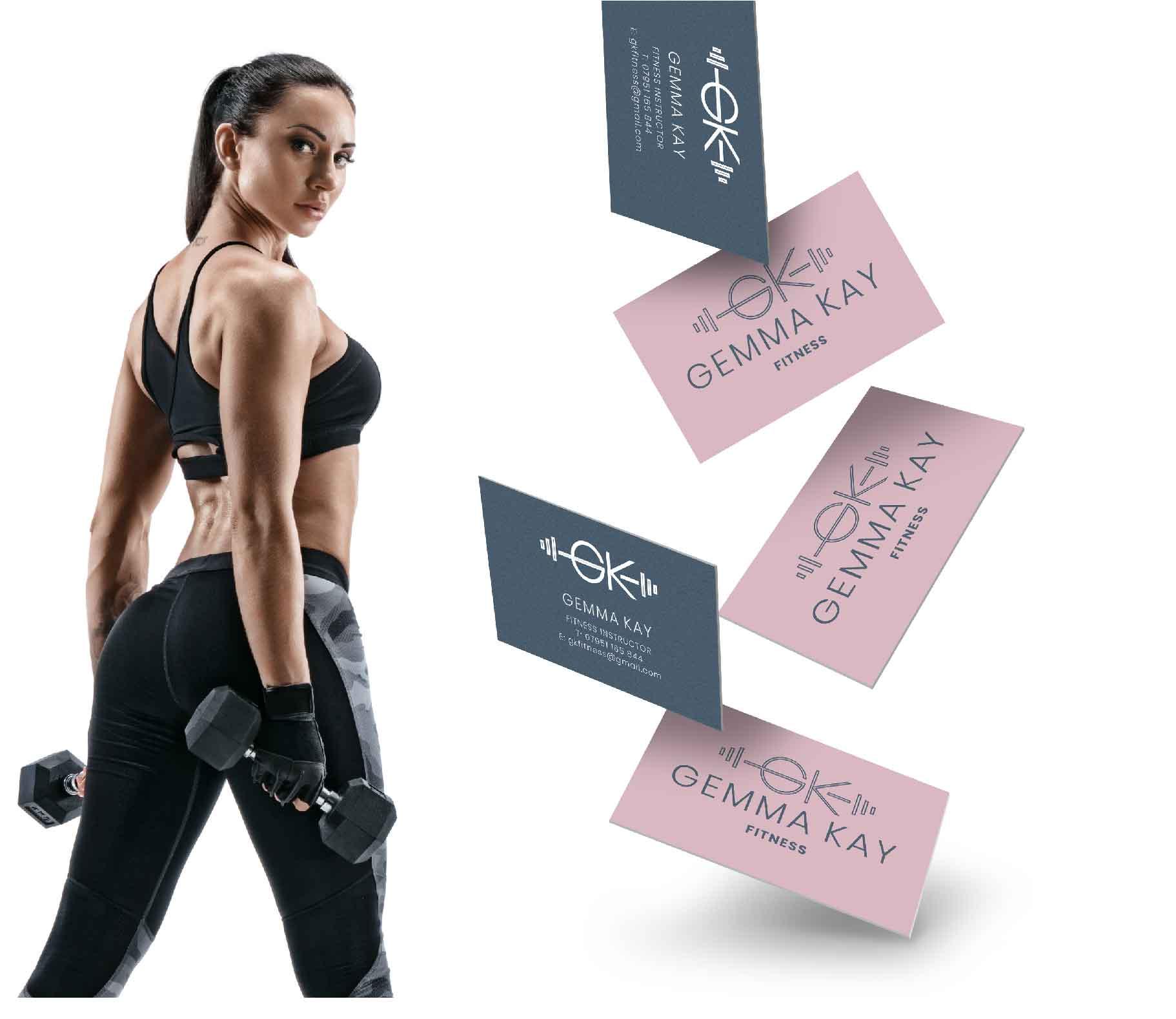 fitness branding