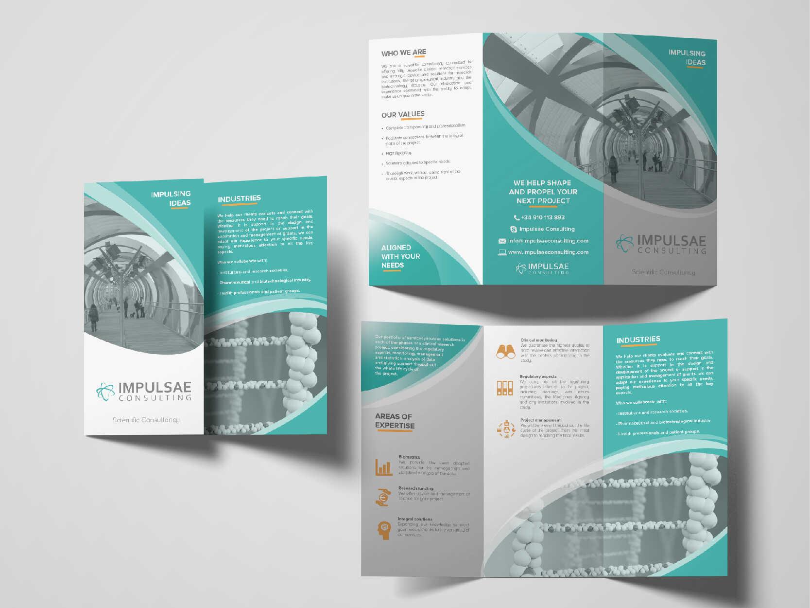 CRO leaflet