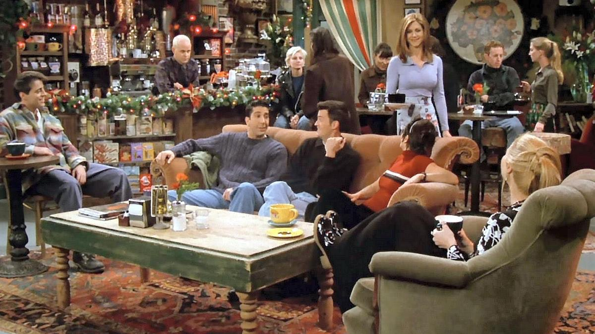 Google pays tribute to TV show 'Friends' with a series of funny Easter eggs  | The National