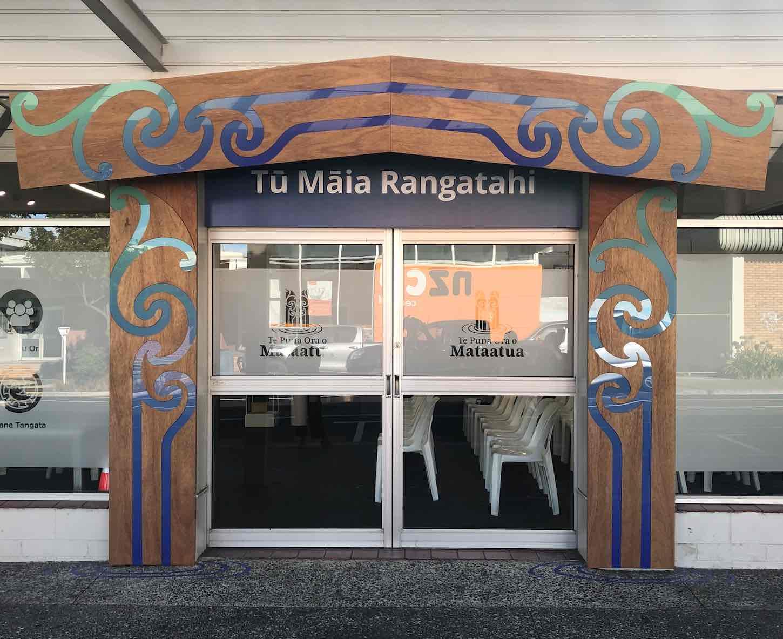 Rangatahi Hub open