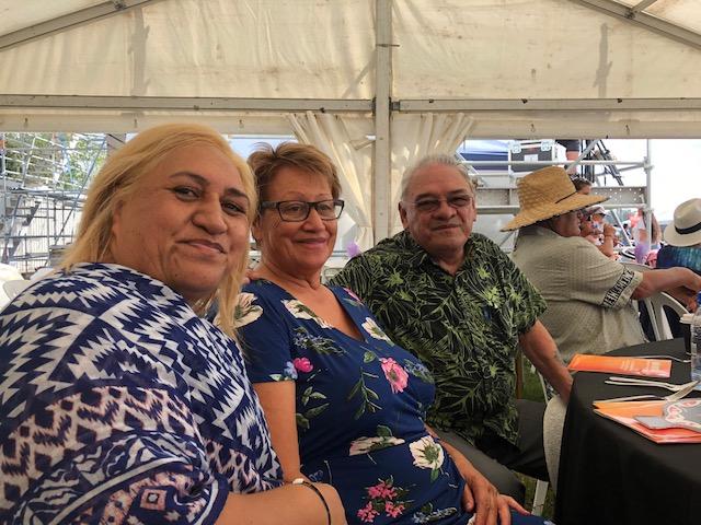 Kapahaka regional board members