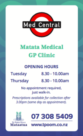 Matata medical GP clinic