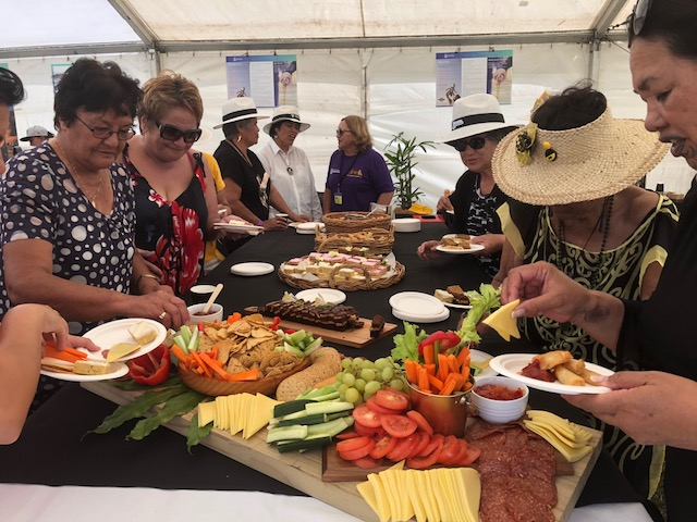 Kapahaka regionals catering