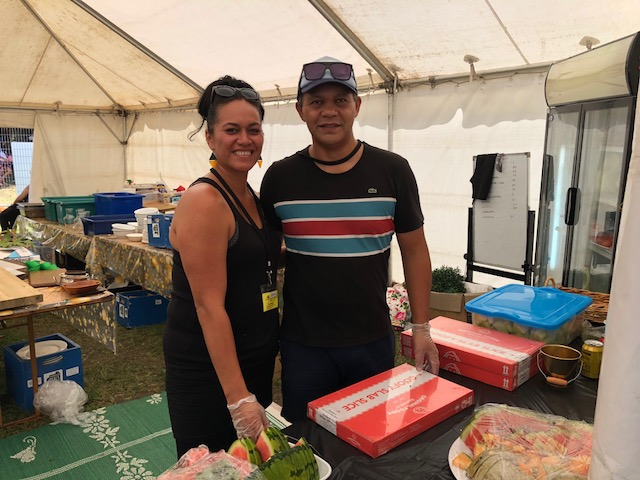 Kapahaka regionals caterers