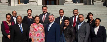 Labour Maori caucus