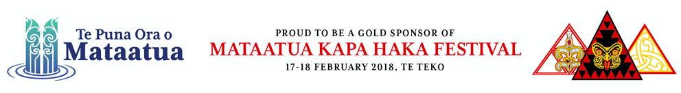 Mataatua Kapa Haka festival