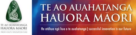 Te ao auahatanga hauora maori banner