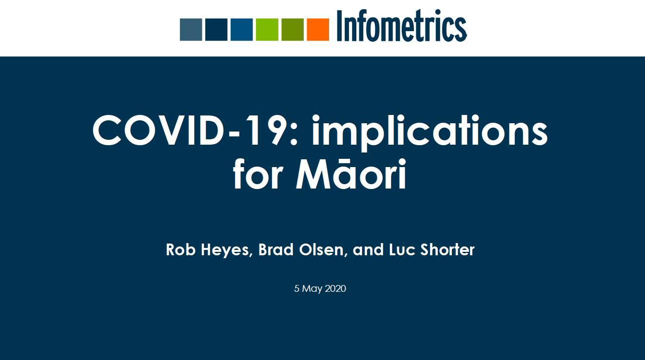 Covid-19 Maori info
