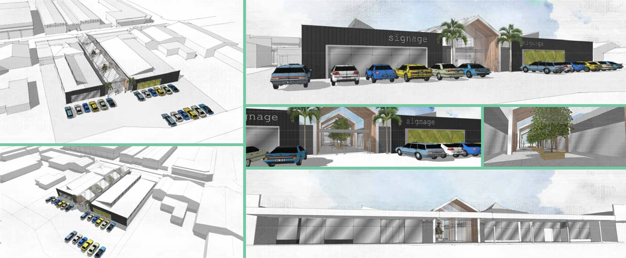 Mataatua new property architect plans
