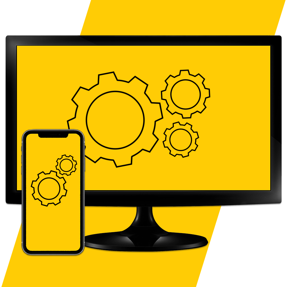 Media Wrench Web Design Icon