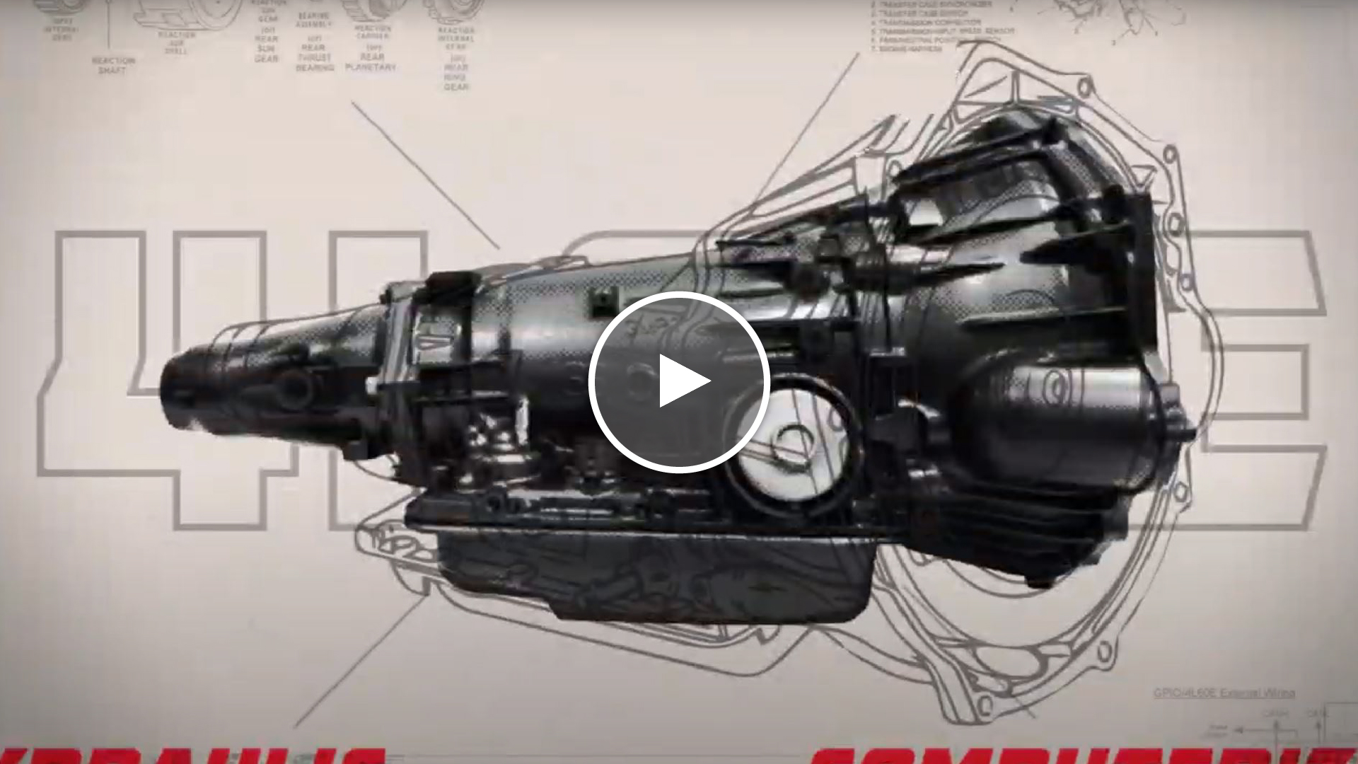 Raybestos Powertrain HT Explainer Video Crawfordsville, IN Motion Graphics Design by Media Wrench LLC