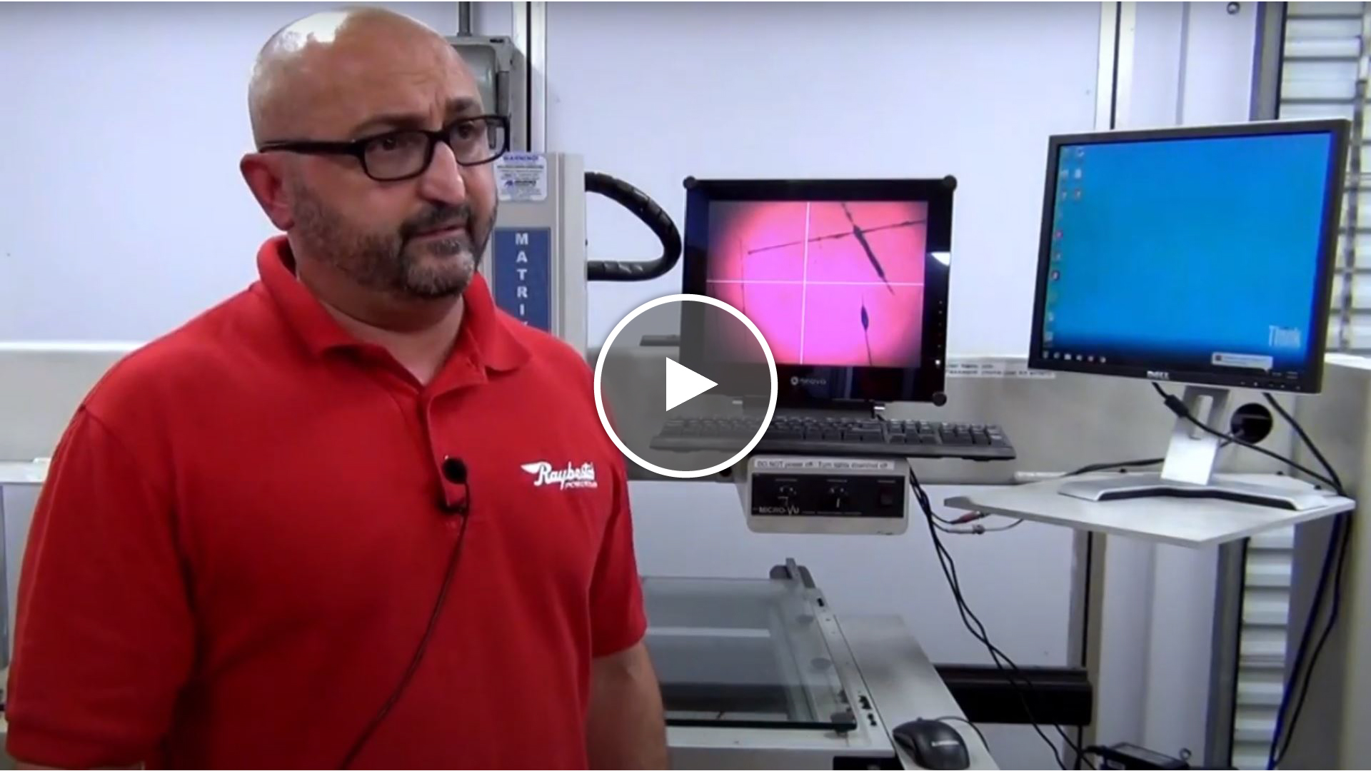 Raybestos Powertrain Interview Video Crawfordsville, IN Videography by Media Wrench LLC