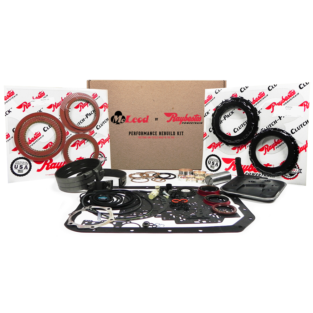 Crawfordsville, IN Automatic Transmission Rebuild Kit Product Photography by Media Wrench LLC